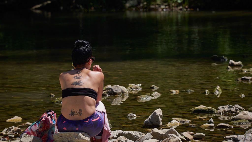 Ríos, lagos y pozas, los lugares menos aconsejados para el baño, según CSIC