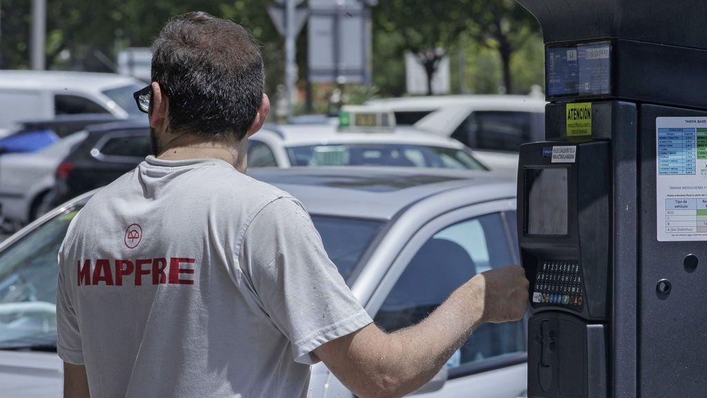 Los parquímetros vuelven a estar operativos este lunes en Madrid