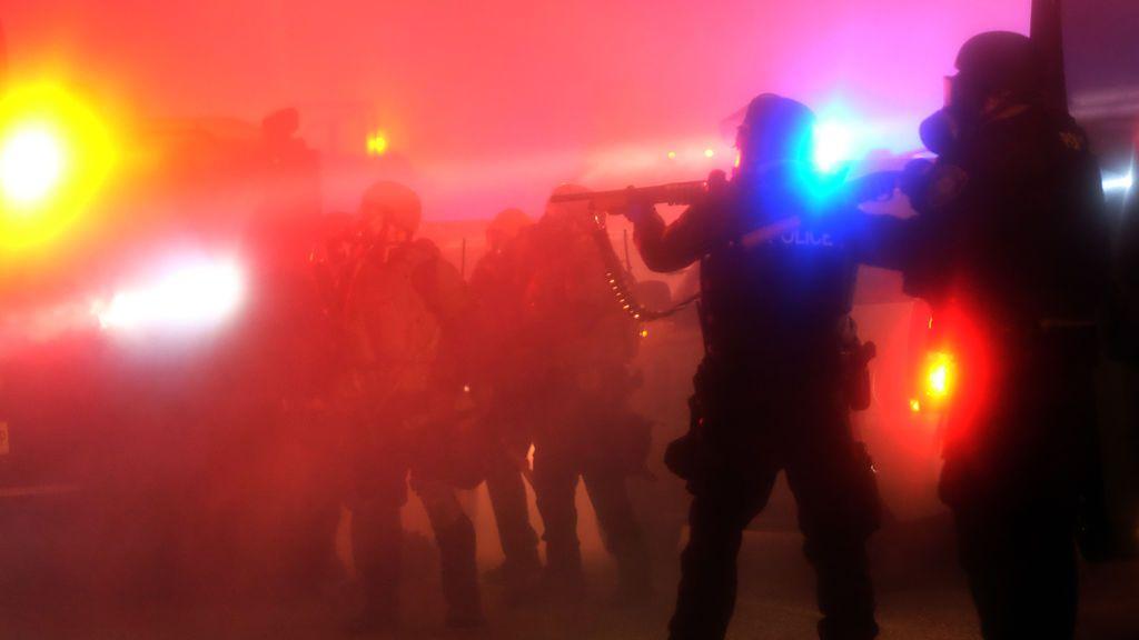 Disturbios Ferguson (Misuri) 2014
