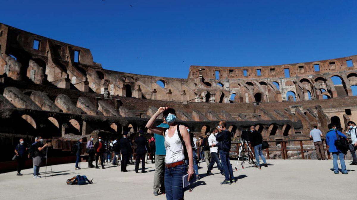 Italia registra la cifra de contagios más baja desde el 26 de febrero: 178 casos
