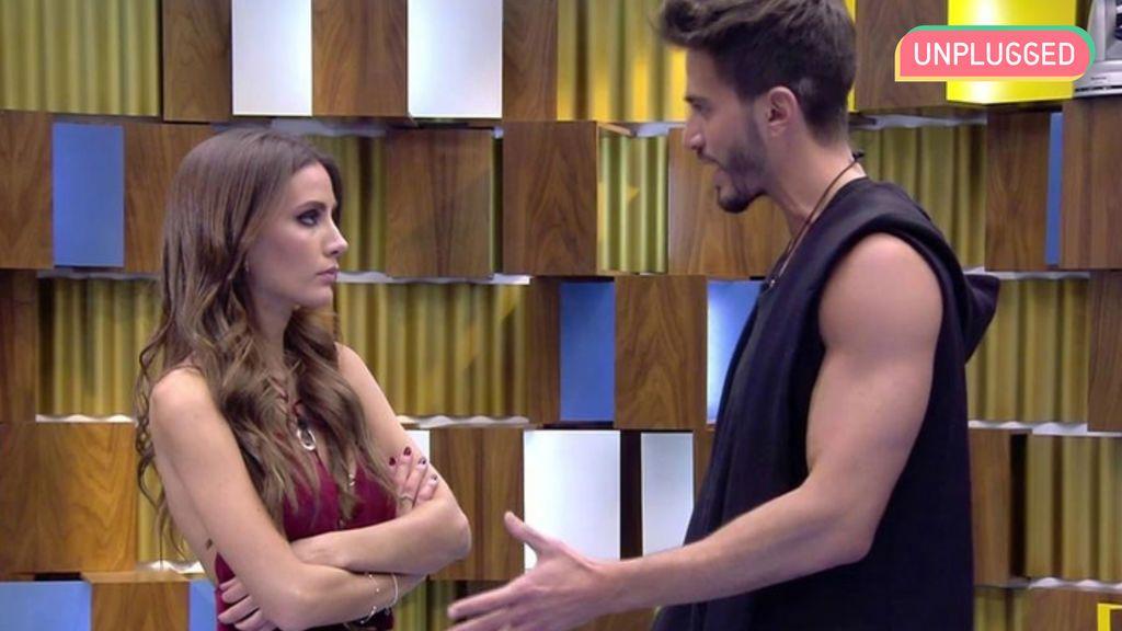 Marco Ferri y Aylén Milla en 'GH VIP'