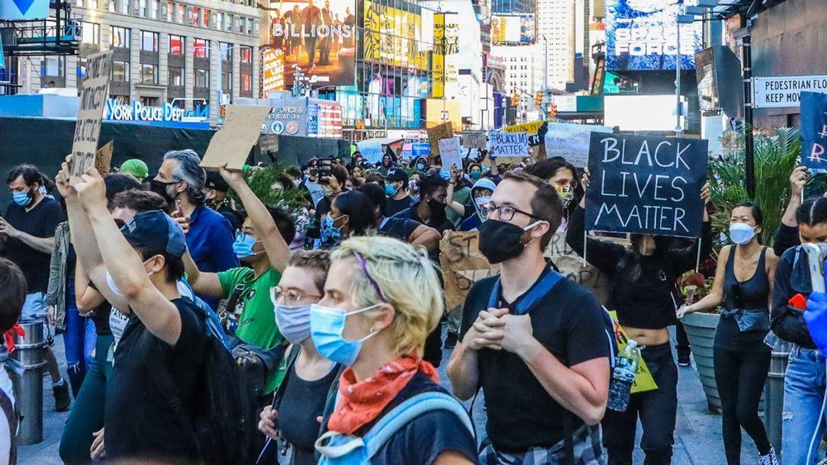 Protestas en todo el mundo en contra del racismo: los no racializados también pueden ayudar