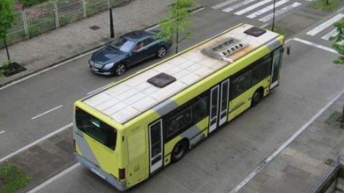 Desalojan a un pasajero de un autobús en Vigo por negarse a usar la mascarilla