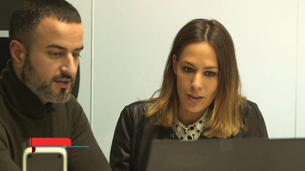 Celine, víctima de una estafa virtual, pagó casi 7.000 euros a una persona que no existe y de la que sigue enamorada