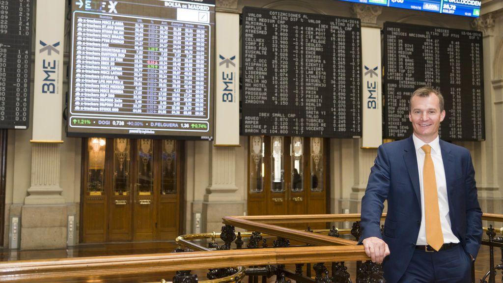 MásMóvil se dispara un 23% en Bolsa tras la OPA de KKR, Cinven y Providence valorada en casi 3.000 millones