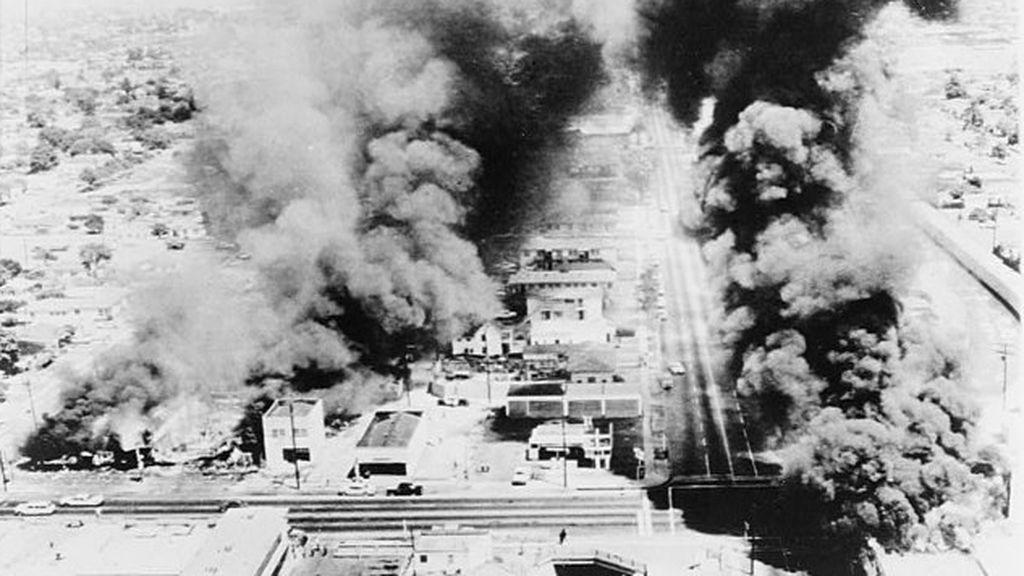 Disturbios de Watts (Los Ángeles)