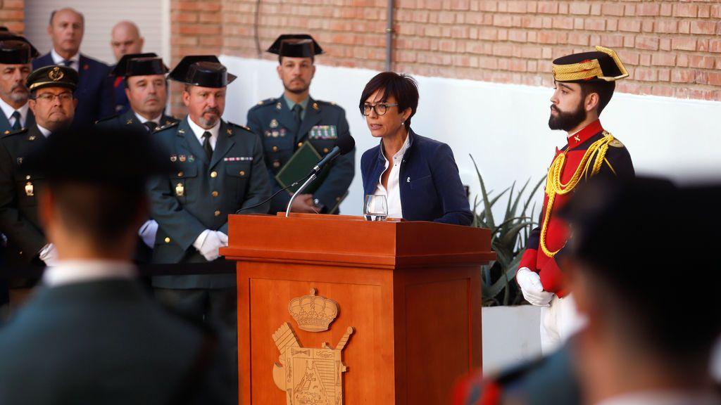 María Gámez busca 'pasar página' tras la crisis interna provocada por el informe del 8-M