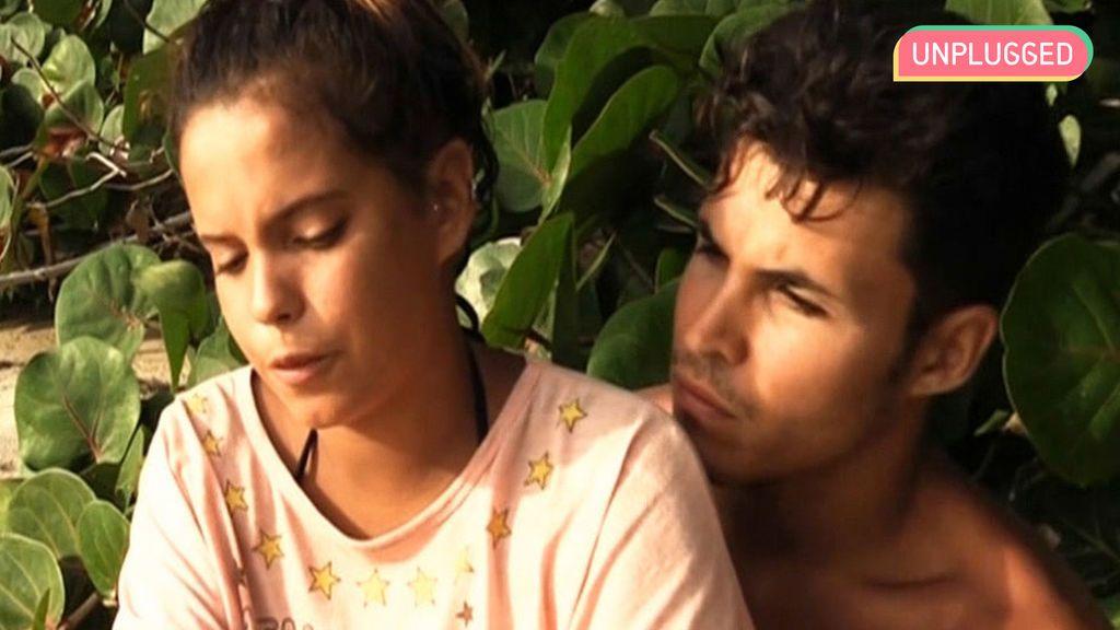 Gloria Camila y Kiko Jiménez