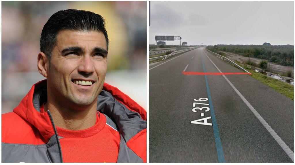 La barrera de la autovía por la que salió despedido el coche de Reyes lleva un año sin arreglarse pese a sus anomalías