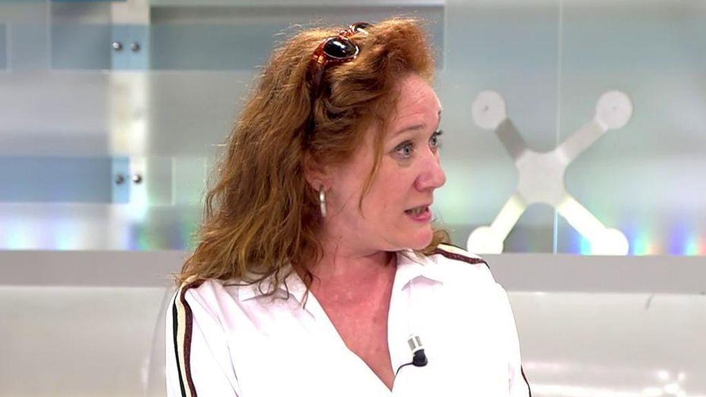 Cristina Fallarás denuncia las amenazas que recibe por ser feminista
