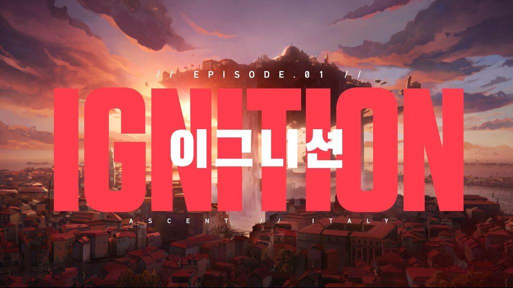 Valorant: hora de lanzamiento de Iginition, su Temporada 1