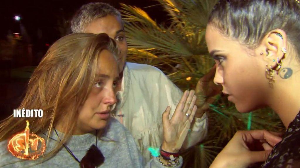 """Gloria Camila le confiesa a Rocío que pensaba que flaquearía en el concurso: """"Has superado nuestras expectativas"""""""