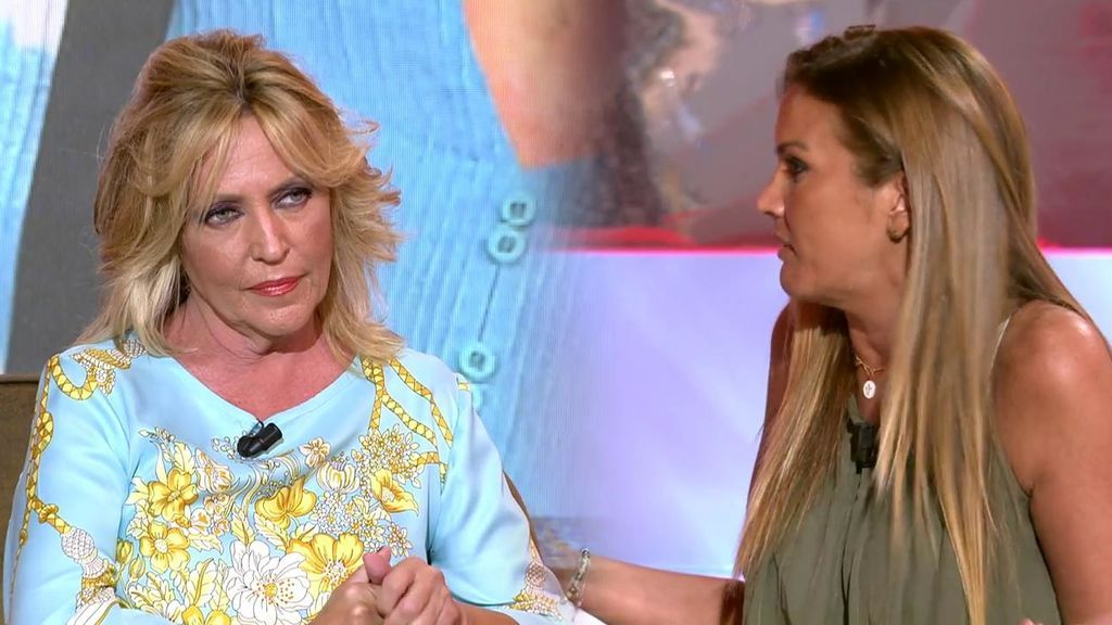 Marta López se fue de 'Sálvame' por una información de Lydia Lozano: anunció su separación