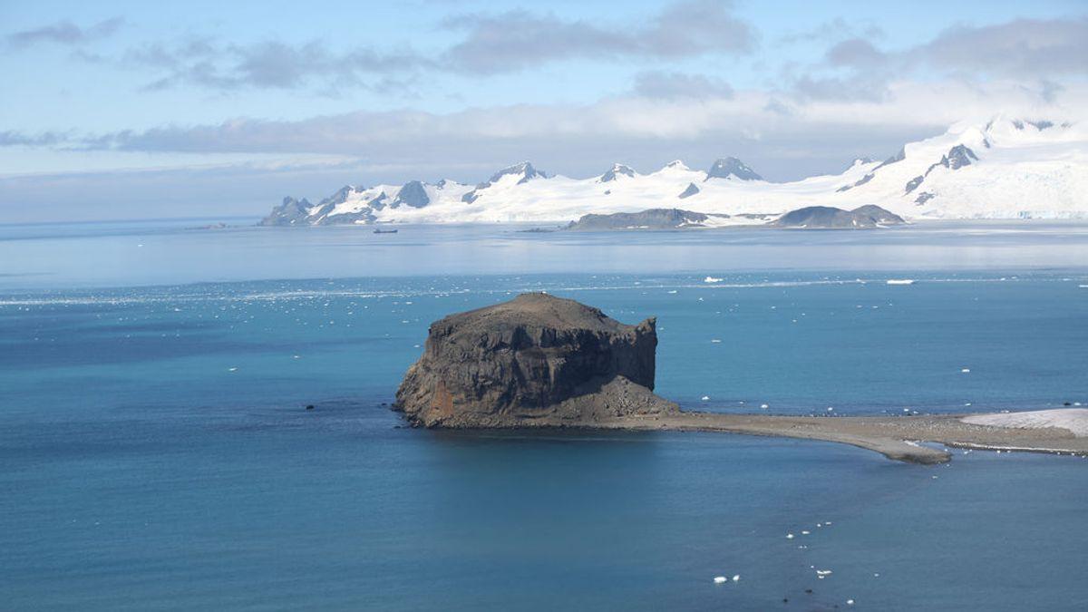 El aire más limpio del mundo está en el Océano Antártico, según unos investigadores