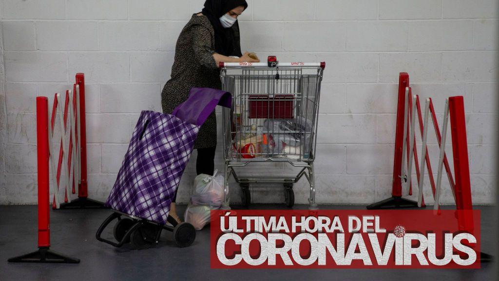 Última hora del coronavirus: alerta por el riesgo de segunda ola de contagios por las protestas en EEUU