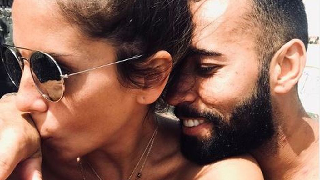 """Anabel Pantoja pide perdón a su novio tras el comprometido vídeo que se vio en 'Sálvame': """"Di con un ángel"""""""