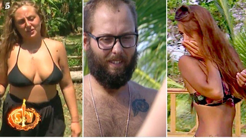 La transformación de los supervivientes: los kilos que cada uno ha perdido en el concurso