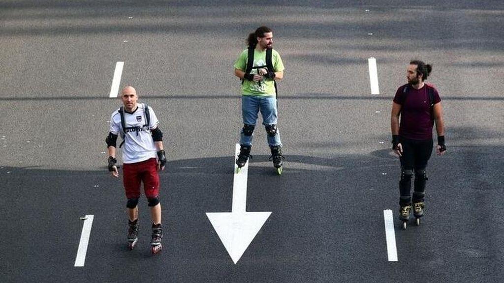 Un estudio afirma que mantener una distancia social de dos metros previene la infección