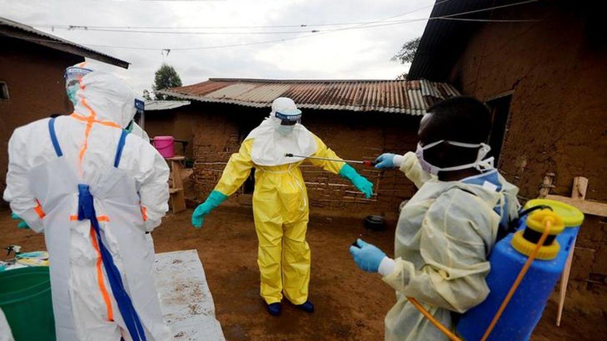 El Gobierno de República Democrática del Congo anuncia un nuevo brote de ébola en el noroeste