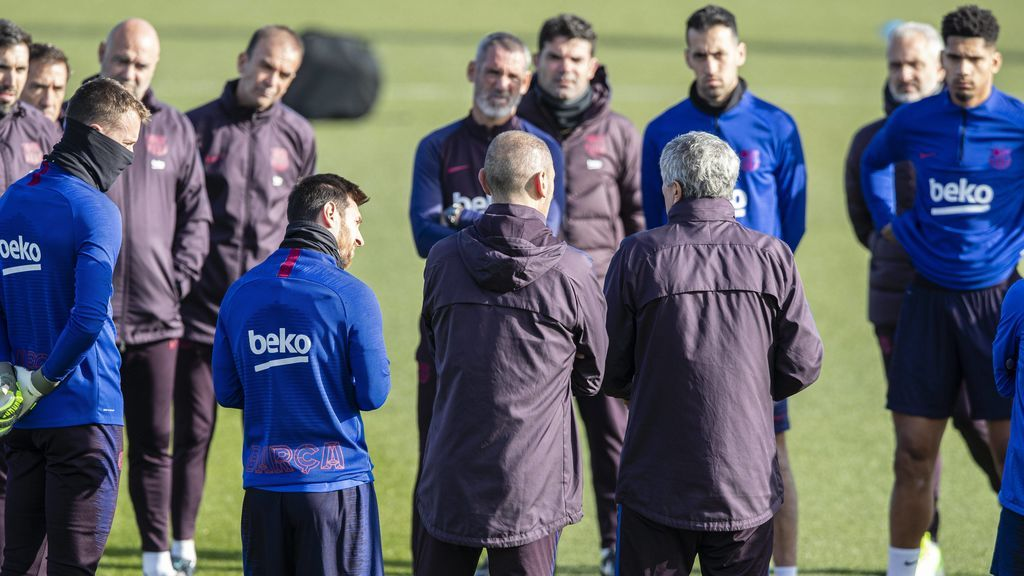 El Barça reconoce cinco jugadores positivos por coronavirus pese al intento de La Liga de esconder los contagios