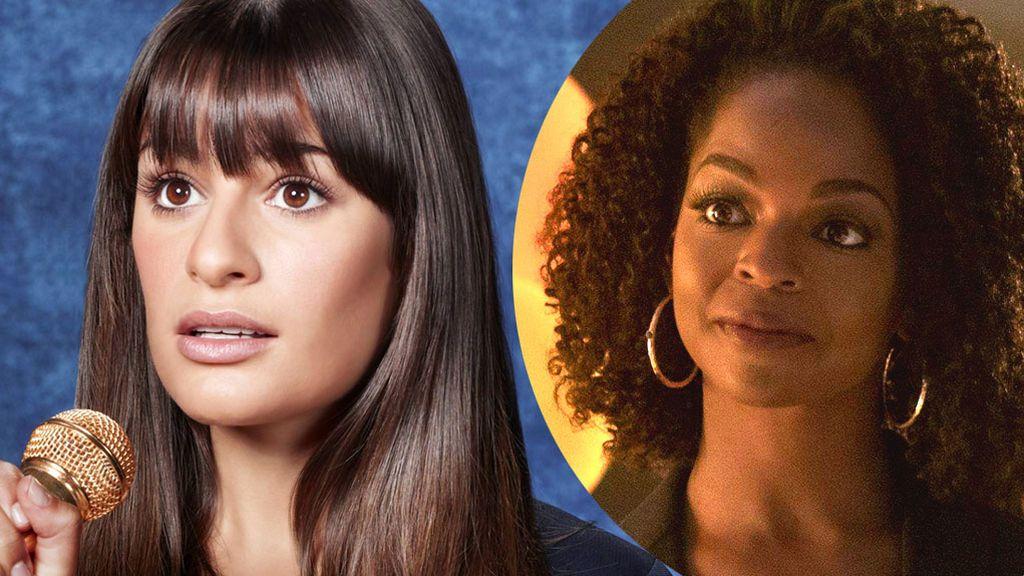 Lea Michele y Samantha Ware ('Glee')