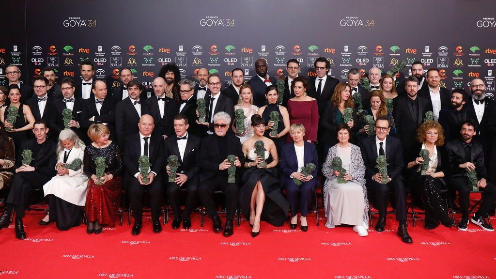 Los Goya 'post-Covid': se admitirán a concurso los estrenos 'online'