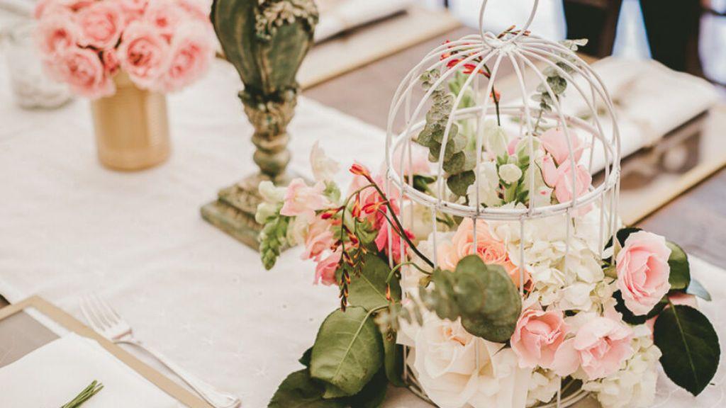 15 ideas de centro de mesa para decorar tu boda durante el otoño y la primavera.