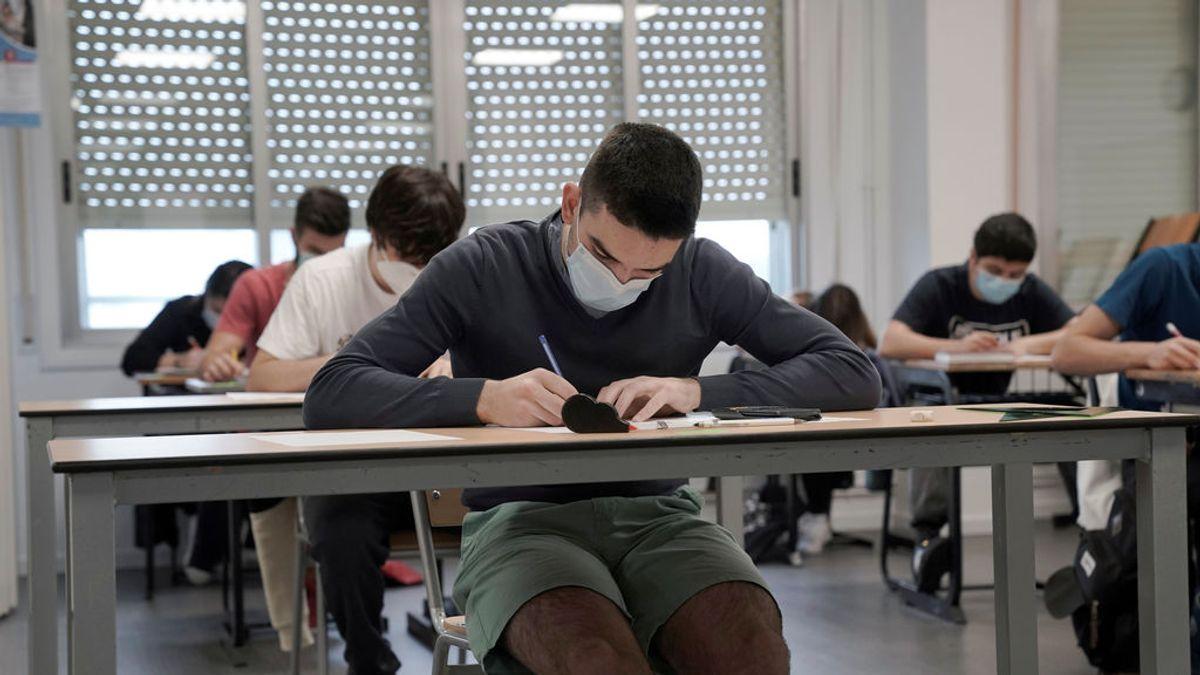 Proponen que la EBAU se realice en los centros educativos en lugar de las facultades