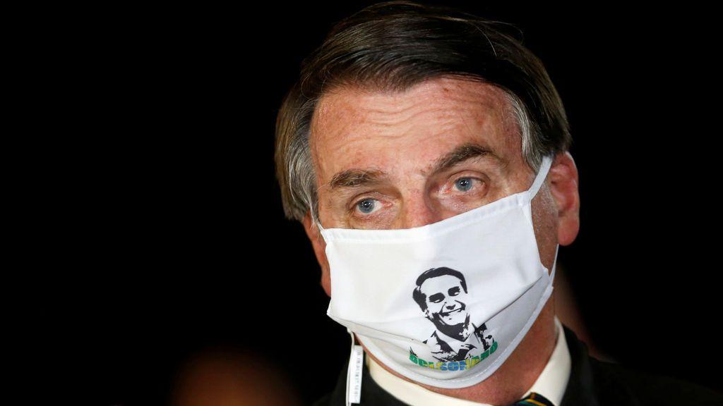 """Bolsonaro, tras batir el récord diario de fallecidos por COVID: """"La muerte es el destino de todos"""""""