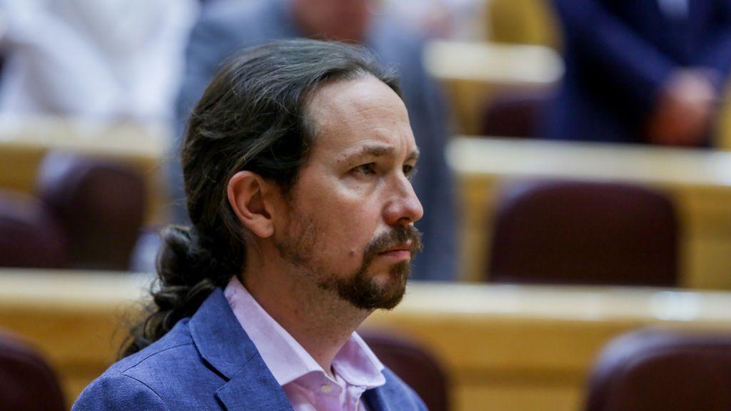 """El juez del 'caso Villarejo' considera """"incompatible"""" que Iglesias y Bousselham compartan abogada"""