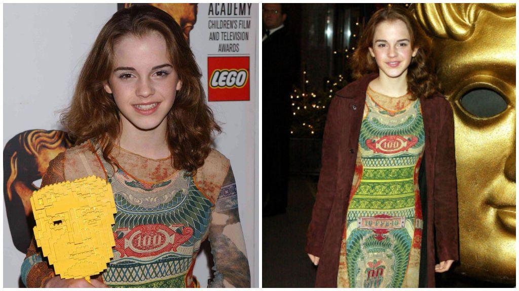 Emma Watson durante los British Academy Children's Film.