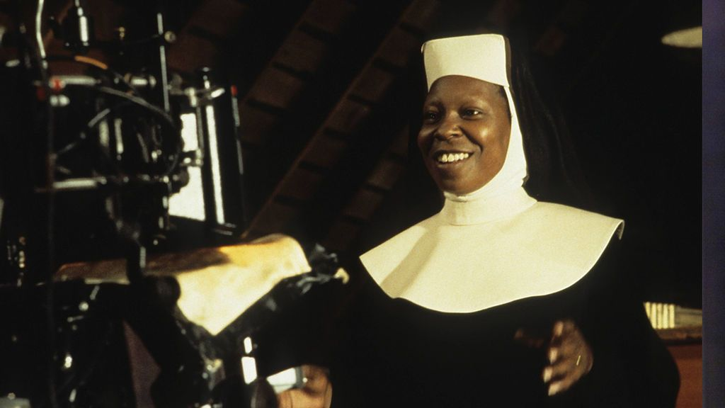 Whoopi Goldberg en 'Sister Act 2'