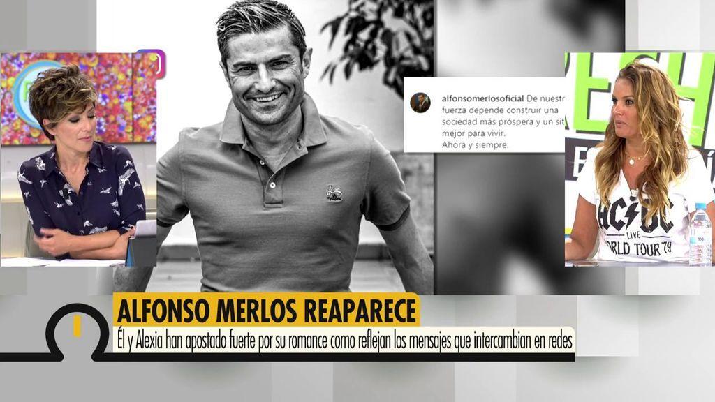 """Marta López, tras la 'reaparición' de Alfonso Merlos: """"El que le quiera comprar, que se lo quede"""""""