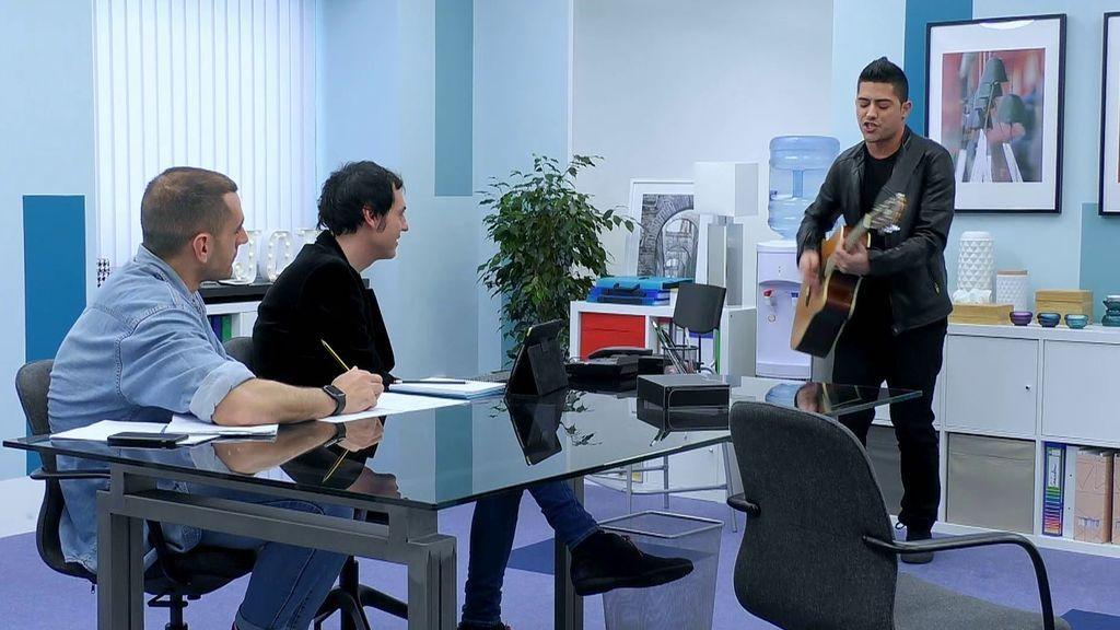 Daisy y Rodrigo arrasan con su número musical, pero Marcos pincha en la prueba de baile