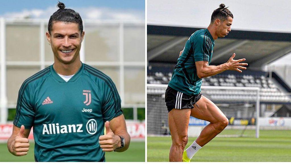 Cristiano Ronaldo 'enloquece' en la vuelta a los entrenamientos: se presenta cuatro horas antes para machacarse en solitario