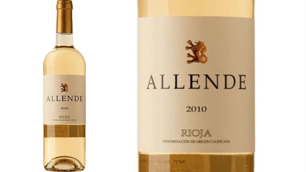 Allende blanco del 2010