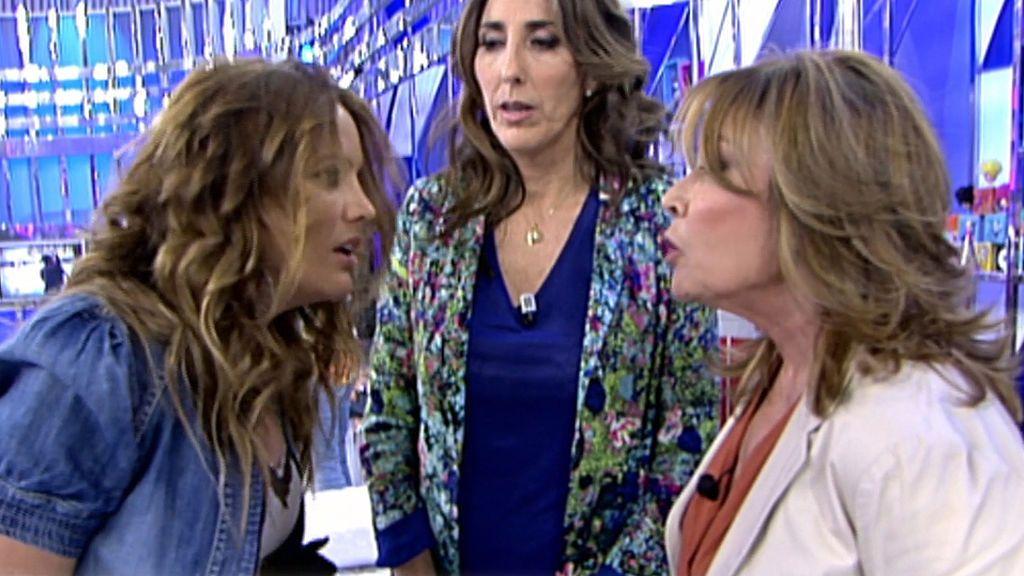 La discusión más tensa de Mila Ximénez y Marta López
