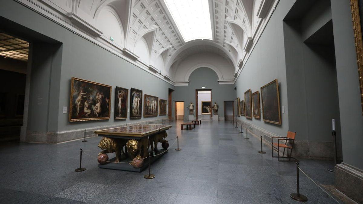 El Museo del Prado prepara su 'Reencuentro' con el público en un fin de semana de puertas abiertas