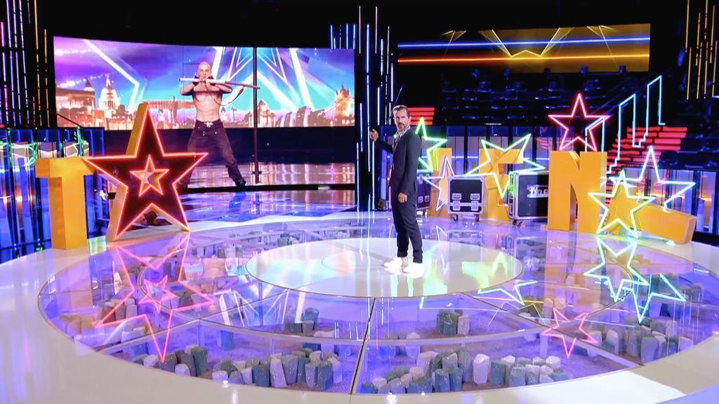 El estreno de 'Got Talent: lo mejor del mundo' lidera la noche y entrega a Telecinco el mejor prime time en martes de la temporada
