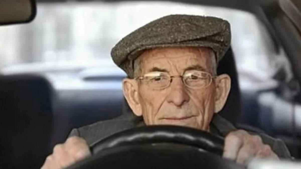 Los riesgos de la población mayor al volante: un 29,5% de los conductores los ven un peligro