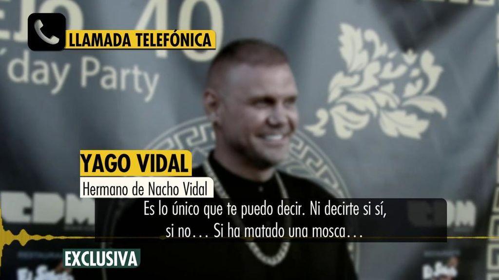Declaraciones del hermano de Nacho Vidal