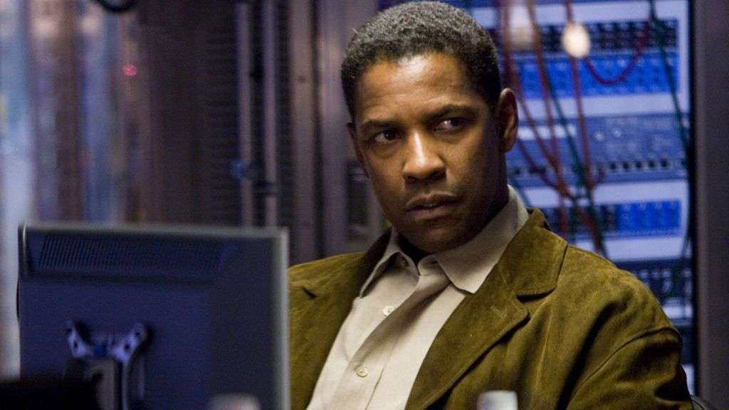 Denzel Washington en 'Deja Vu' (2006)