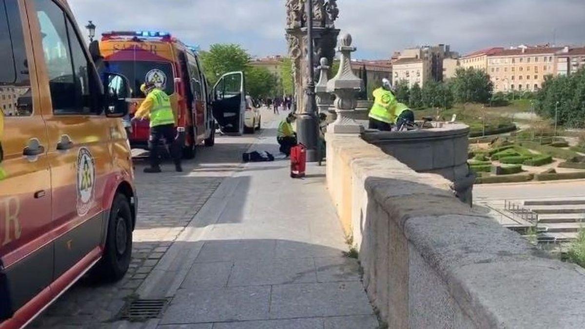 El mayor uso de la bicicleta duplica los accidentes de ciclistas en Madrid en el mes de mayo