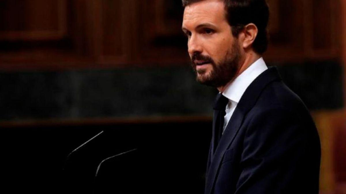 Casado, durísmo con Sánchez: ¿Nos puede decir por qué ha cesado a un coronel por no cometer una ilegalidad?