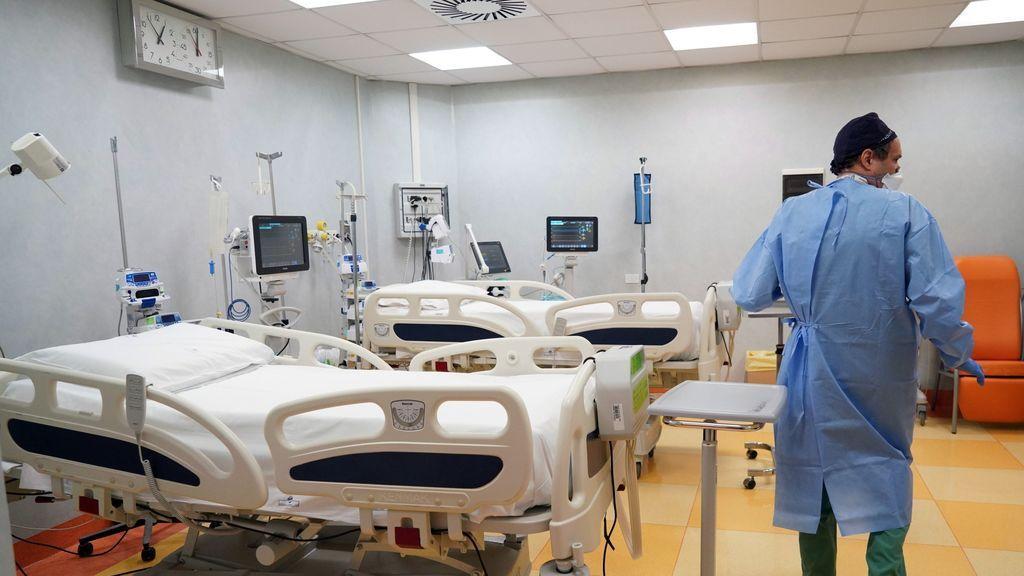 Italia suma 33.689 muertos tras añadir 88 fallecidos en las últimas 24 horas