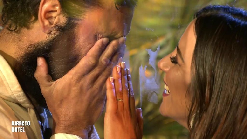 """La romántica confesión de Jorge a su mujer: """"El premio de mi vida eres tú"""""""
