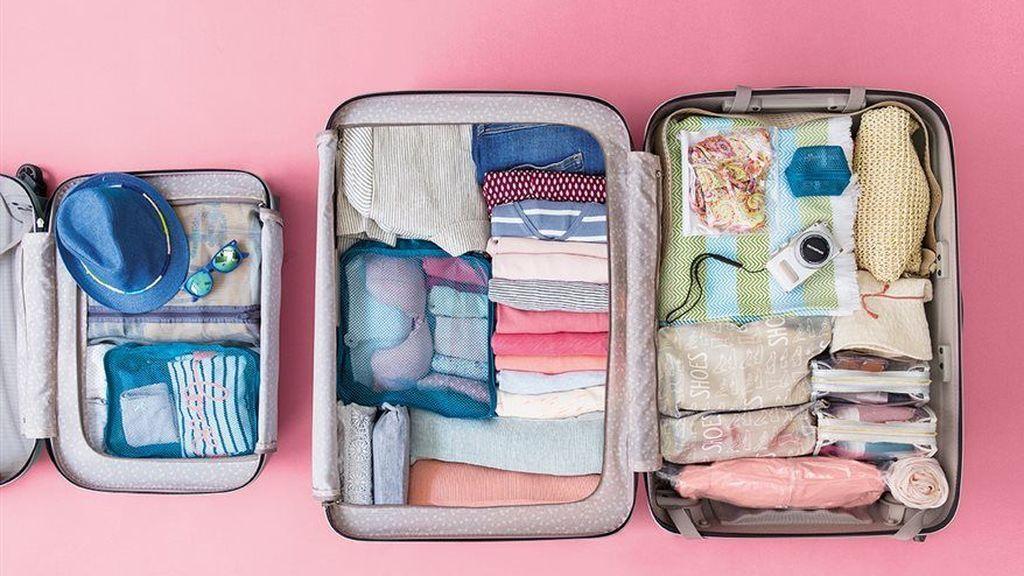 Hacer la maleta será un tarea complicada y tediosa.