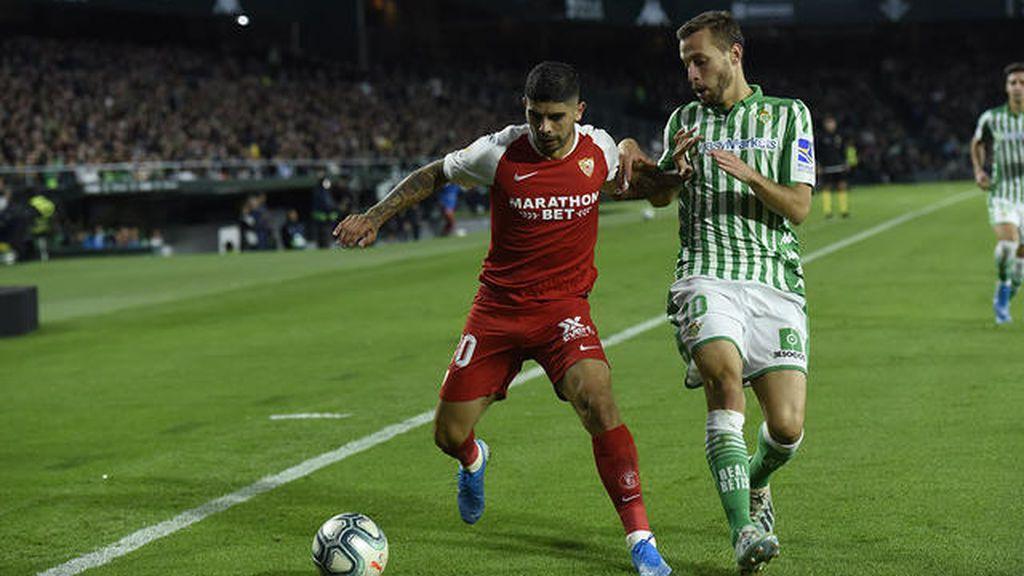El Sevilla-Betis marcará el regreso de la Liga