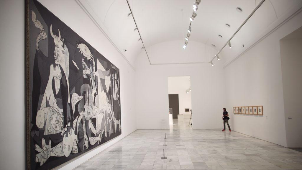 30 personas en la sala del 'Guernica': las nuevas medidas de seguridad del Museo Reina Sofía