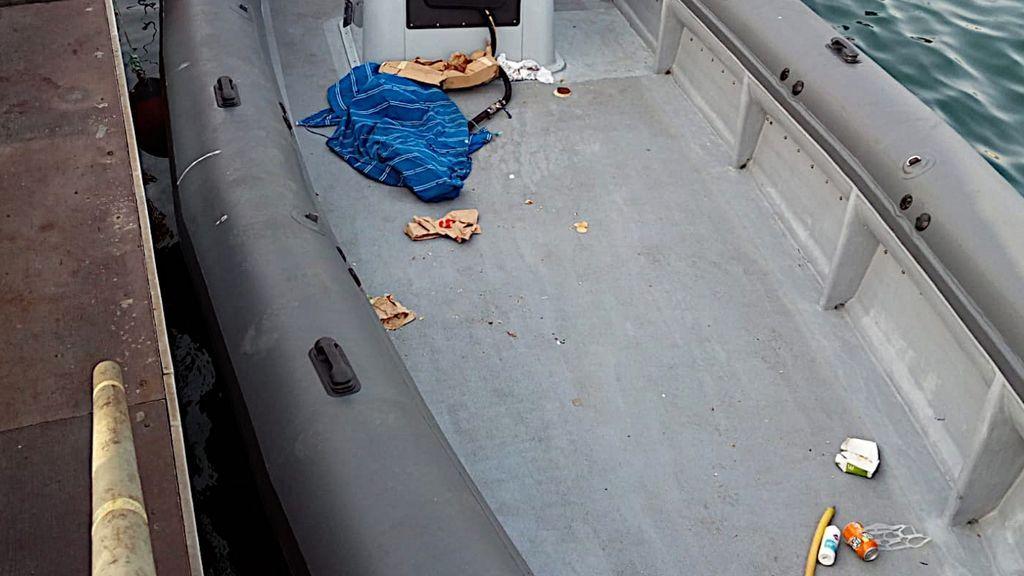Maclancha: lo que come el narco mientras espera para alijar en el Estrecho